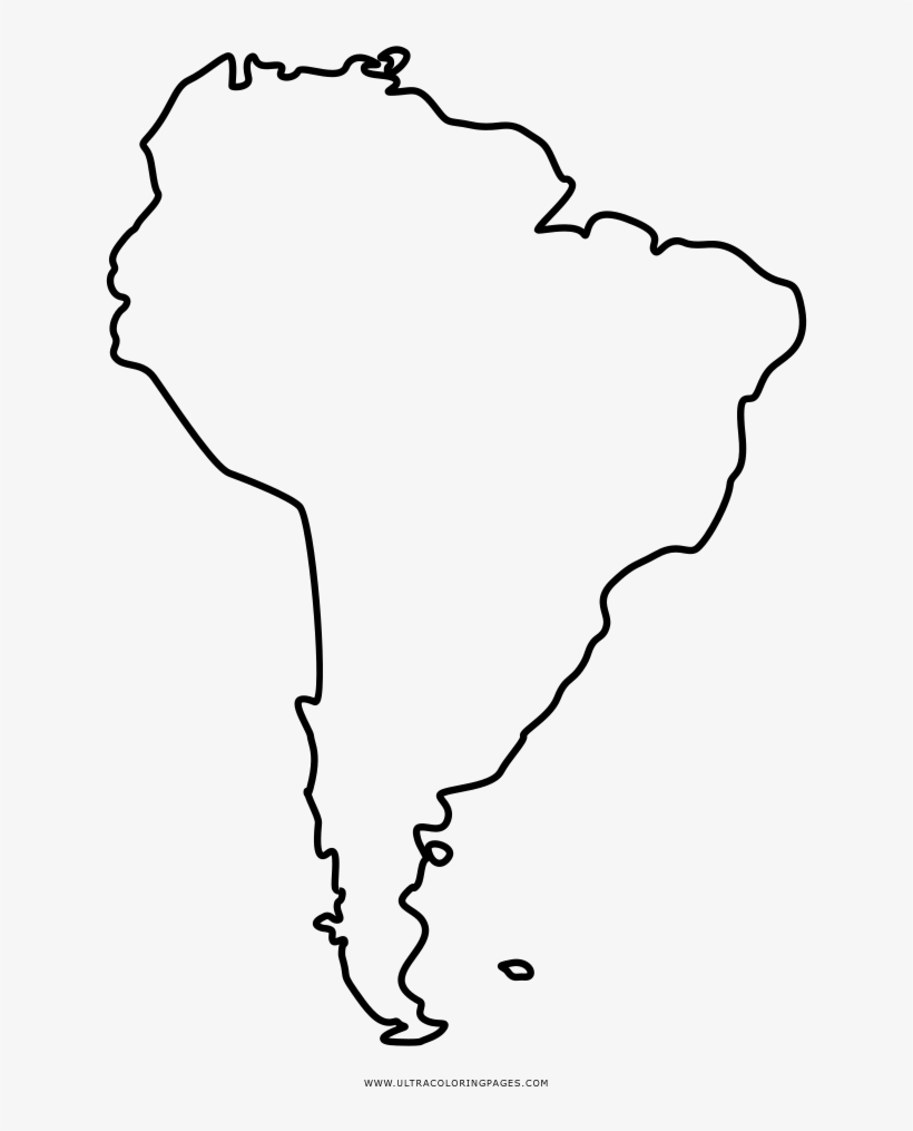 South America Coloring Page : south, america, coloring, South, America, Coloring, Pages, Image, Transparent, Download, SeekPNG