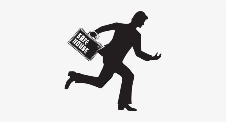 Milwaukee s Spy Themed Restaurant Hq Spy Running Silhouette PNG Image Transparent PNG Free Download on SeekPNG