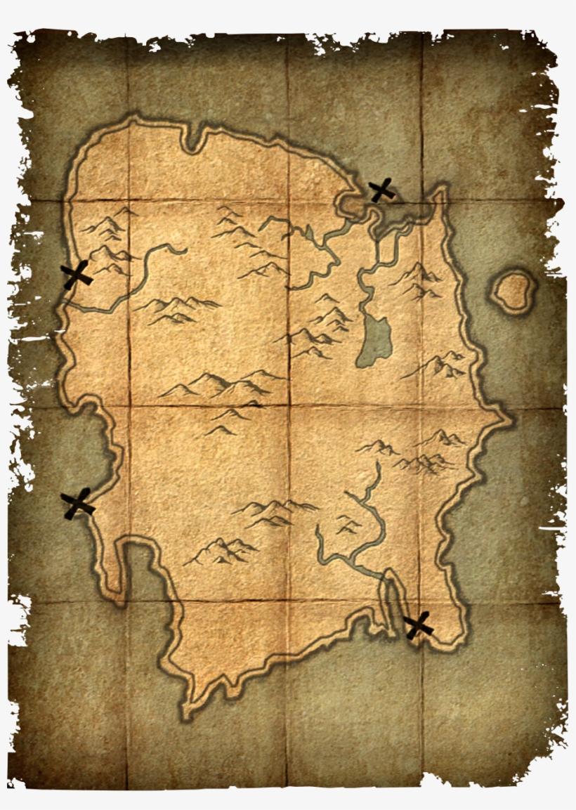 Orsinium Treasure Map 2 : orsinium, treasure, Treasure, Location, Catalog, Online