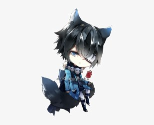 Starsuchi By Momoriin Cute Wolf Boy Anime PNG Image Transparent PNG Free Download on SeekPNG