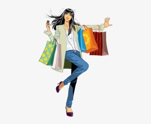 How We Work Logo Girl Shopping Png PNG Image Transparent PNG Free Download on SeekPNG