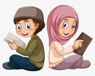 Free Png Muslim Children Png Images Transparent Muslim Student Cartoon PNG Image Transparent PNG Free Download on SeekPNG