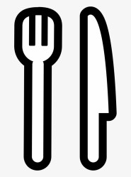 Rpb Food Icon Food Icon White Png PNG Image Transparent PNG Free Download on SeekPNG
