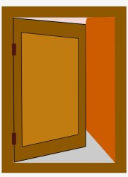 28 Collection Of Door Open Clipart Clipart Door Opening Gif PNG Image Transparent PNG Free Download on SeekPNG