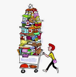 Do The Grocery Shopping PNG Image Transparent PNG Free Download on SeekPNG
