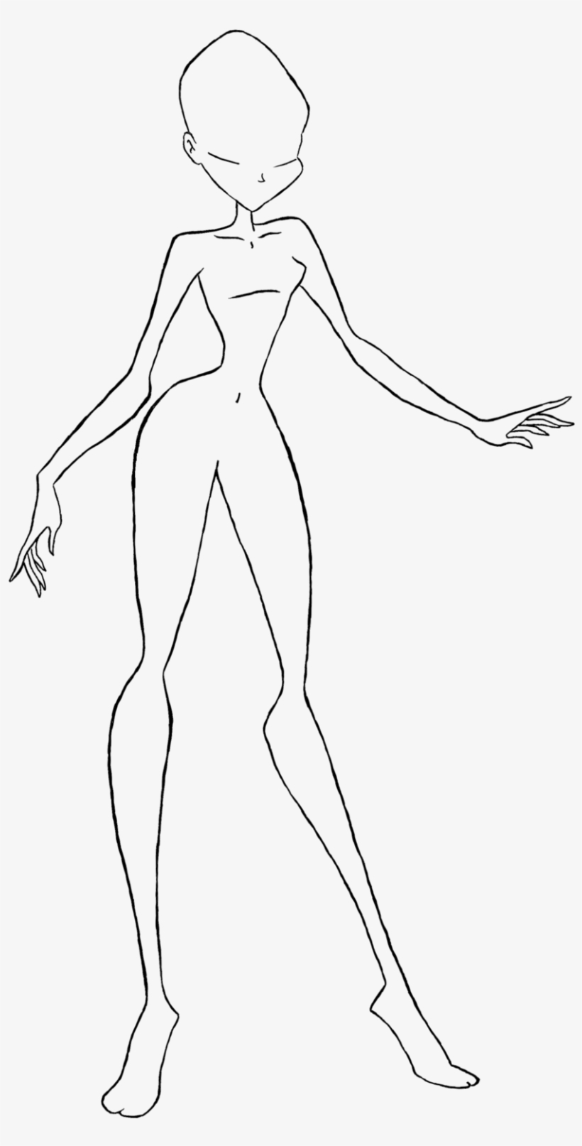 Drawing Body Base : drawing, Drawing, Personal, Image, Transparent, Download, SeekPNG