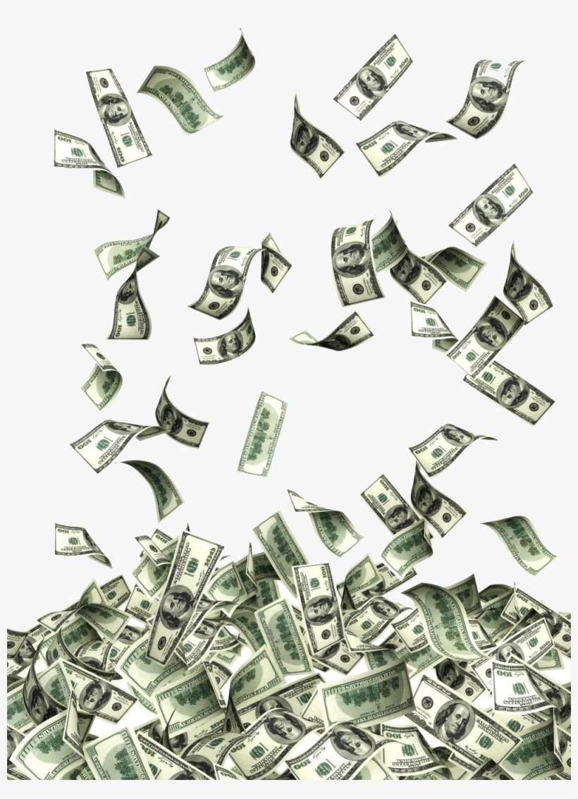 Money Flying Png : money, flying, Flying, Money, Transparent, Image, Download, SeekPNG