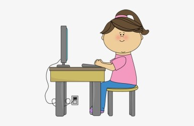 Student Typing Png Transparent Water Table Model Cartoon PNG Image Transparent PNG Free Download on SeekPNG