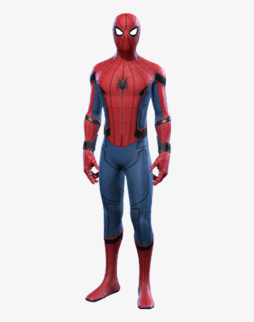 Spider Man Full Body : spider, Related, Wallpapers, Spider, Homecoming, Image, Transparent, Download, SeekPNG
