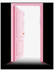 Report Abuse Open Door Pink Png PNG Image Transparent PNG Free Download on SeekPNG