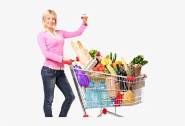 People Grocery Shopping Png Supermarket Shopping Trolley Png PNG Image Transparent PNG Free Download on SeekPNG