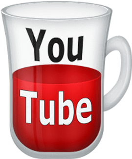 Youtube Subscribe Icon Transparent : youtube, subscribe, transparent, Youtube, Subscribe, Video, Coffee, Download, SeekPNG