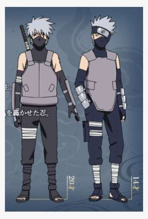 Kakashi Anbu Full Body : kakashi, Kakashi, Image, Transparent, Download, SeekPNG