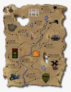 눅눅한 보물 지도 - 아이템 - 월드 오브 워크래프트
