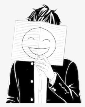 Boy Anime Sad : anime, Render, Xdarkivyx, Deviantart, Anime, Image, Transparent, Download, SeekPNG