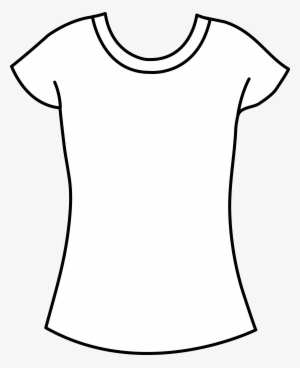 T Shirt Clipart Png : shirt, clipart, Blank, Shirt, Images, Cliparts, Download, SeekPNG