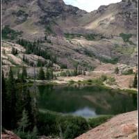 Sister Lakes - Lake Florence