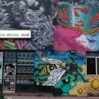 City Paint 15 - Korner Market Mural - 2013