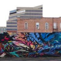 City Paint 17 - Gallenson's Gun-shop Elk Mural