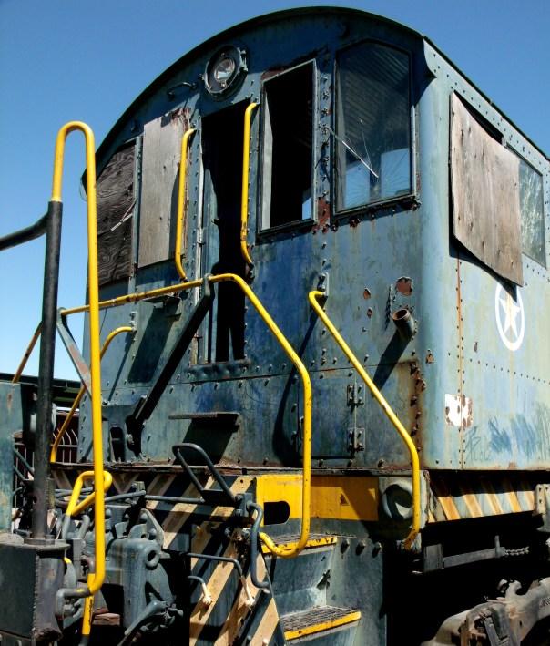 Antique US Air Force train