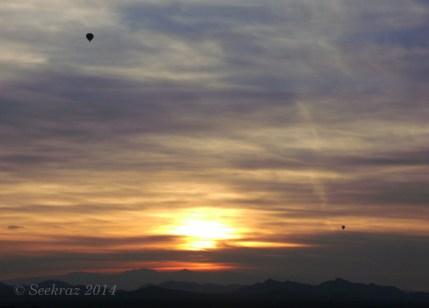 Sunset flight 2