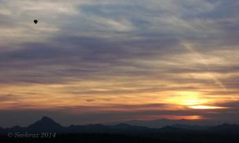Sunset flight 3