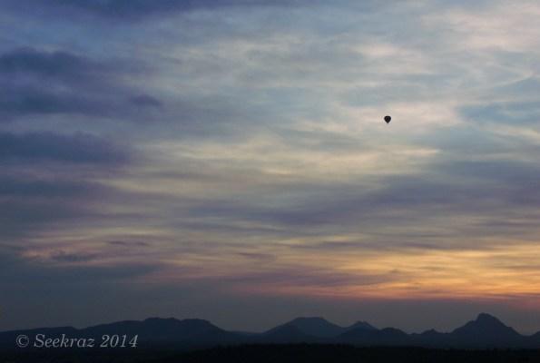 Sunset flight 5