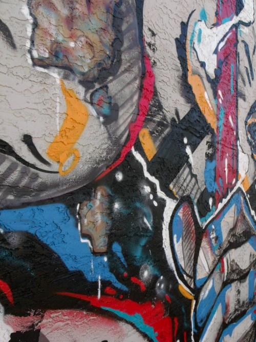 Poly-Native mural angled image 1