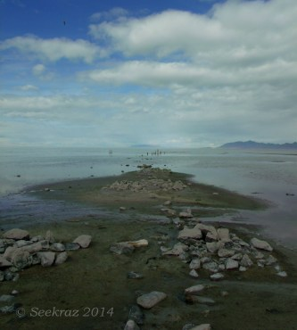 Black Rock Resort pier pilings 3