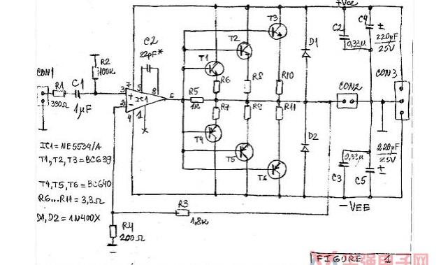 Bd135 Base Resistor