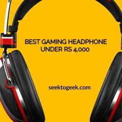 Best gaming Headphones Under Rs 4000