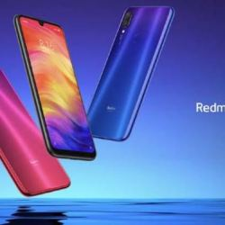 Redmi note 7 with 48 megapixel camera