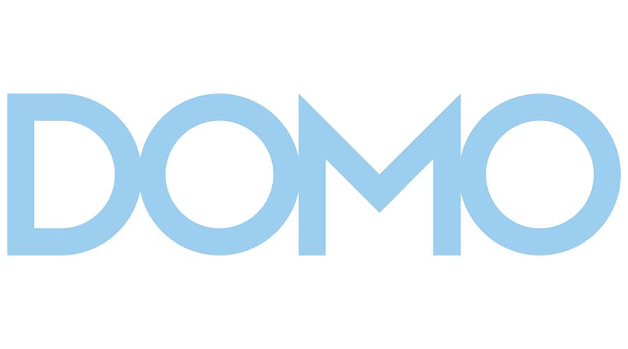 Domo Vector Logo | Free Download - (.SVG + .PNG) format - SeekVectorLogo.Com