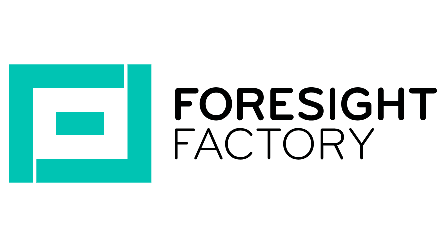 foresight factory vector logo