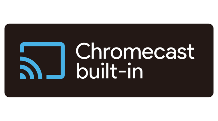Chromecast built-in Vector Logo - (.SVG + .PNG) - SeekVectorLogo.Net