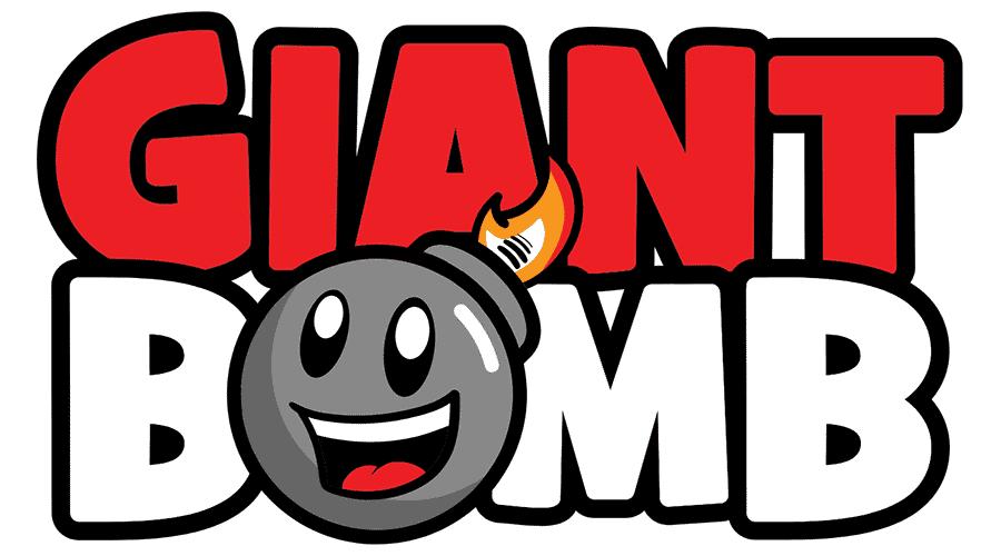 giant bomb vector logo
