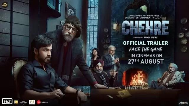 Chehre 2021 Full Movie Download Filmyzilla