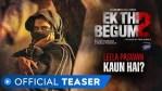Ek Thi Begum Season 2 Web Series Download Leaked by Filmywap, Mp4moviez