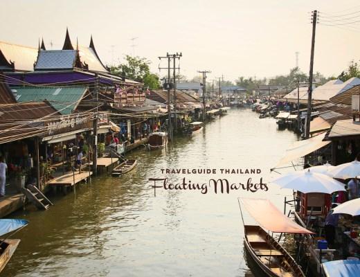 Travelguide Bangkok | Floating Markets | seelenschmeichelei.de