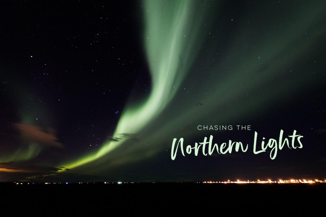 Nordlichter in Island | Aurora Borealis | Northern Lights | seelenschmeichelei.de