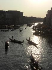 24-Ponte di Rialto gen Abend (Medium)