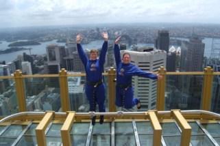 Skywalk, Sydney Tower, 2011