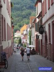 Heidelberger Gassen