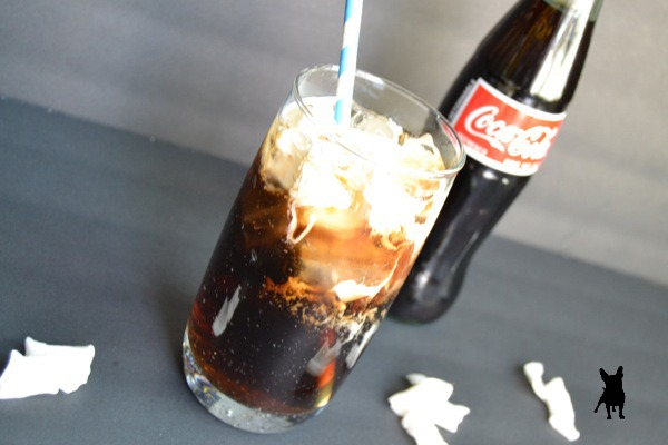coconut diet coke