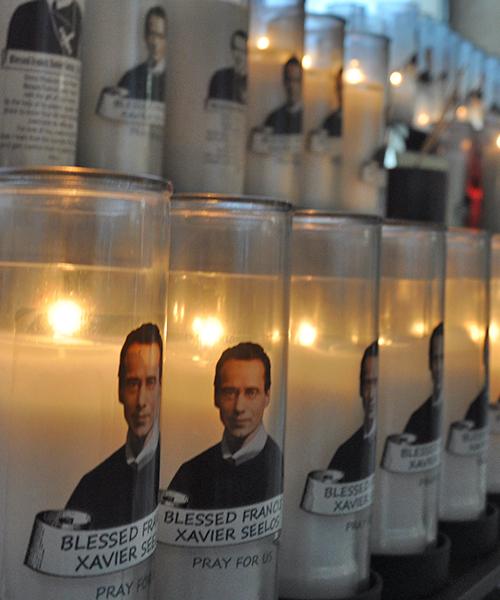 Photo of Shrine Wax Candle Lighting Donation