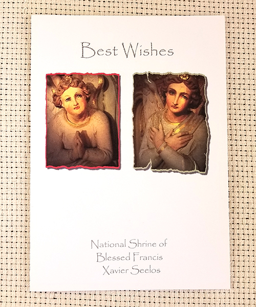 """Photo of """"Best Wishes"""" One Year Mass Remembrance"""