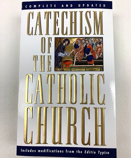 """""""Catechism of the Catholic Church"""" Book"""