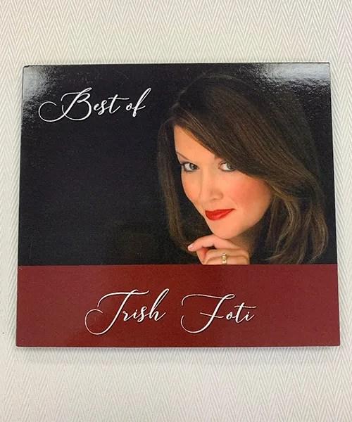 Best of Trish Foti CD