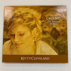 """""""Subline Chant: The Scotland Project"""" CD"""