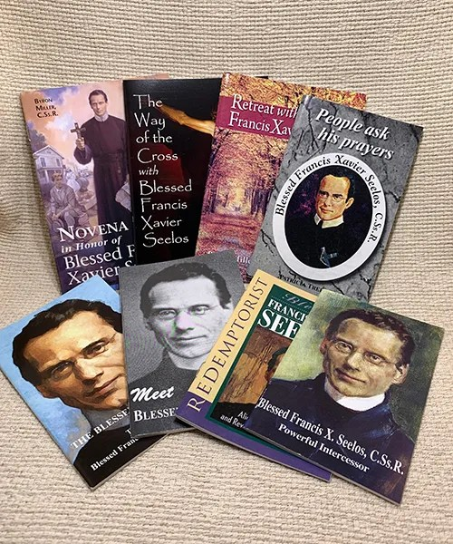 Prayer Pamphlet Collection